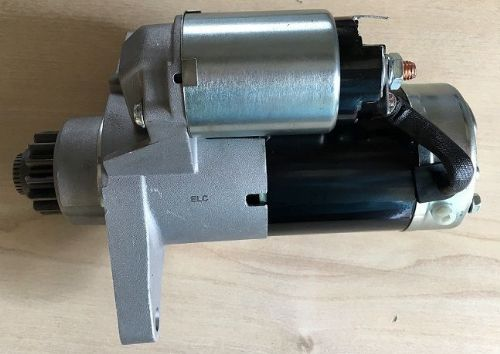Mazda RX8 R3 Genuine Uprated Super Fast Starter Motor to fit any 5 or 6 Speed RX8